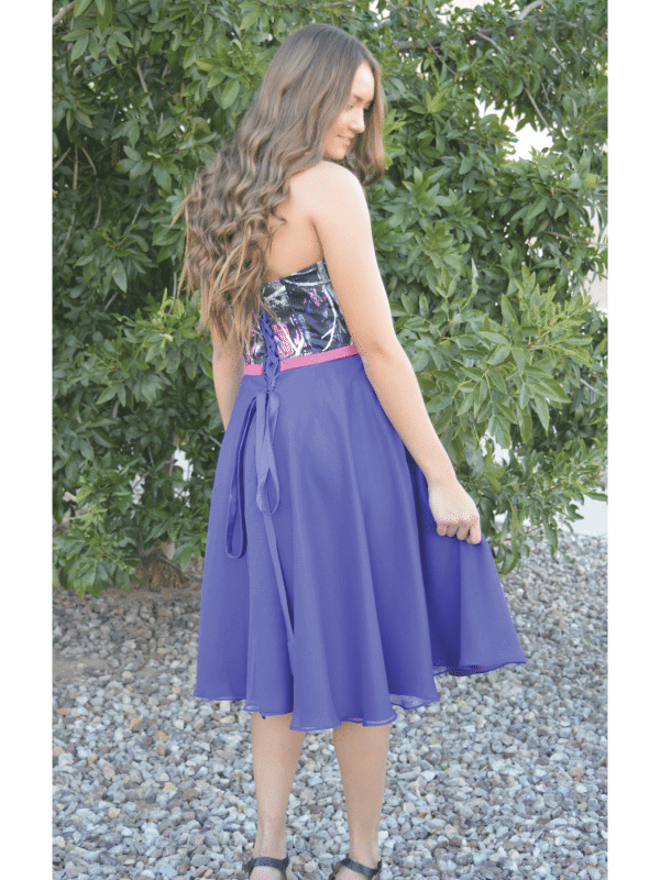 ATOC-0515B-IS-MSMGCP,P-14 Kelci Model Back Camo Bridesmaid Dress (image)