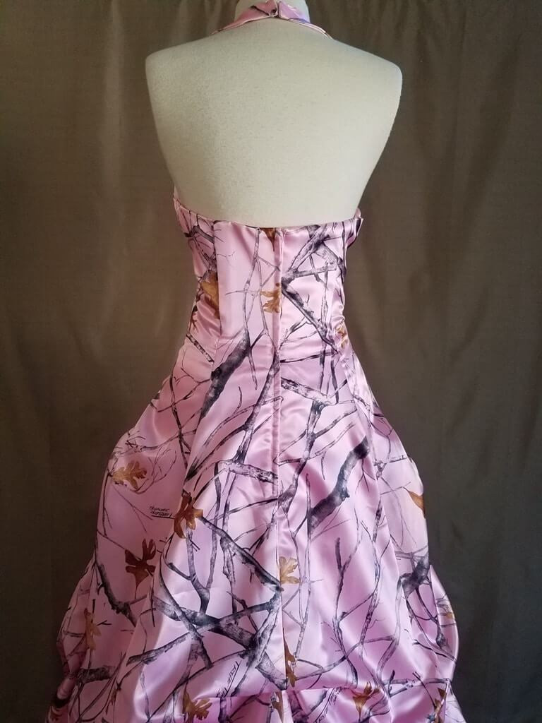 ATOC-0517A-IS-TTPSF-10 Darcie Bodice Back Camo Bridesmaid Dress (image)